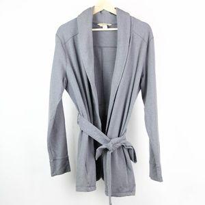 Gander Mnt Top Sweatshirt Open Cardigan Very Soft
